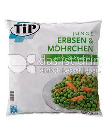Produktabbildung: TiP Junge Erbsen & Möhrchen 1000 g