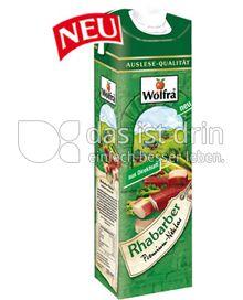 Produktabbildung: Wolfra Rhabarber 1 l
