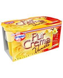 Produktabbildung: Dr. Oetker Pur Crema Vanille intensiv 200 g