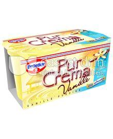 Produktabbildung: Dr. Oetker Pur Crema Vanille 200 g