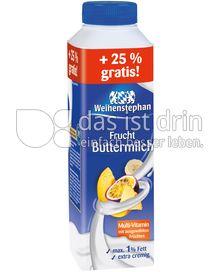 Produktabbildung: Weihenstephan Frucht Buttermilch +25% gratis Multi-Vitamin 500 g