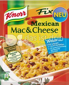 Produktabbildung: Knorr Fix Mexican Mac & Cheese 61 g