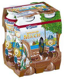Produktabbildung: Bauer Wikinger Milch Schoko Haselnuss 500 g
