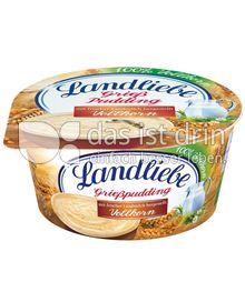 Produktabbildung: Landliebe Grießpudding Vollkorn 150 g