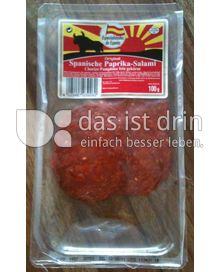 Produktabbildung: Especialidades de España Original Spanische Paprika-Salami 100 g