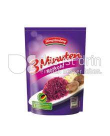 Produktabbildung: Hengstenberg 3 Minuten Rotkohl 400 g