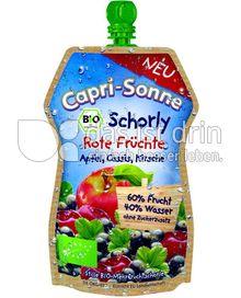 Produktabbildung: Capri-Sonne Bio Schorly 250 ml