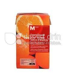 Produktabbildung: M Classic Orangensaft 1 l
