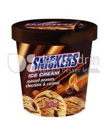 Produktabbildung: Snickers Ice Cream Becher 500 ml