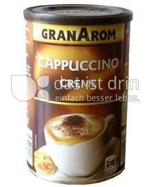 löslicher cappuccino ohne zucker