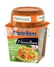 Produktabbildung: Uncle Ben's® Heiss auf Noodles Indonesisch Bami Goreng 290 g
