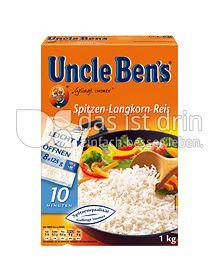 Produktabbildung: Uncle Ben's® Spitzen-Langkorn-Reis 1 kg