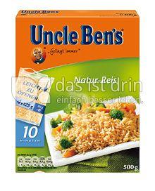 Produktabbildung: Uncle Ben's® Natur-Reis 500 g