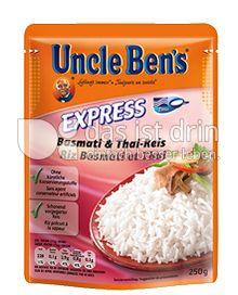 Produktabbildung: Uncle Ben's® Express Basmati & Thai-Reis 250 g
