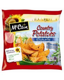 Produktabbildung: McCain Country Potatoes Rosmarin 600 g