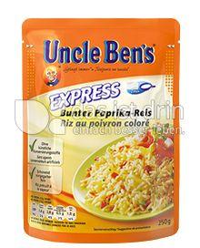 Produktabbildung: Uncle Ben's® Express Bunter Paprika-Reis 250 g