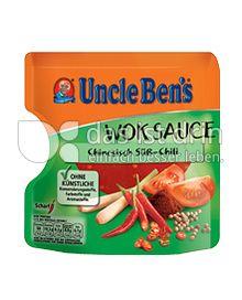Produktabbildung: Uncle Ben's® Wok Sauce Chinesisch Süß-Chili 150 g