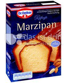 Produktabbildung: Dr. Oetker Marzipankuchen 495 g