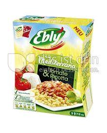 Produktabbildung: Ebly® à la Mediterrana Tomate & Ricotta