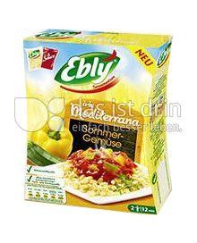 Produktabbildung: Ebly® à la Mediterrana Sommergemüse