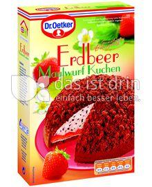 Dr Oetker Erdbeer Maulwurf Kuchen 232 0 Kalorien Kcal Und