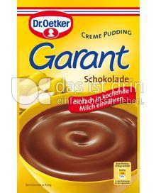 Produktabbildung: Dr. Oetker Garant Schokolade