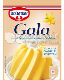 Produktabbildung: Dr. Oetker Gala Bourbon-Vanille