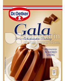 Produktabbildung: Dr. Oetker Gala Feiner Schokoladen-Pudding