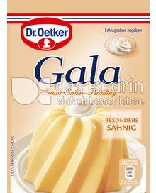 Produktabbildung: Dr. Oetker Gala Sahne-Pudding