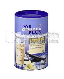 Produktabbildung: DAS gesunde PLUS Eiweiß 90 350 g