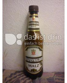 Produktabbildung: Grafenwalder Malzgetränk 500 ml