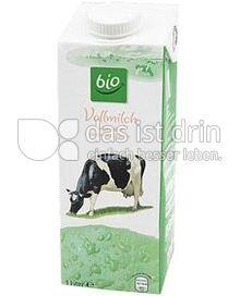 Produktabbildung: Aldi Bio Vollmilch 1 l