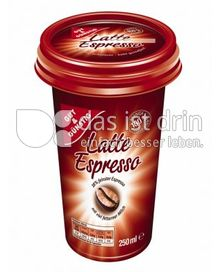 Produktabbildung: Gut & Günstig Latte Espresso 250 ml