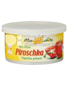 Produktabbildung: Landkrone Bio-Pate Piroschka 125 g