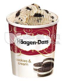 Produktabbildung: Häagen-Dazs Cookies & Cream 500 ml