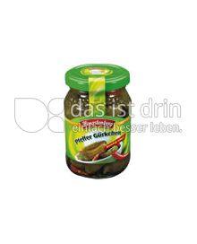 Produktabbildung: Hengstenberg Pfeffer Gürkchen 210 ml