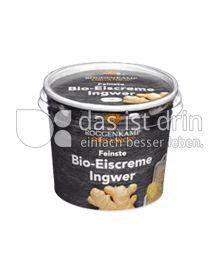 Produktabbildung: Roggenkamp Organics Feinste Bio-Eiscreme Ingwer 100 ml