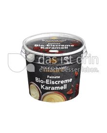 Produktabbildung: Roggenkamp Organics Feinste Bio-Eiscreme Karamell 100 ml