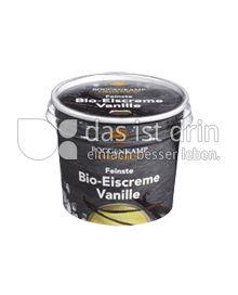 Produktabbildung: Roggenkamp Organics Feinste Bio-Eiscreme Vanille 100 ml