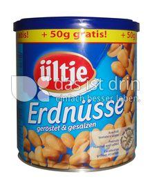 Produktabbildung: ültje Erdnüsse 250 g