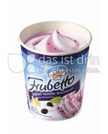Produktabbildung: Nestlé Schöller Frubetto Joghurt Vanille-Brombeer 87 g