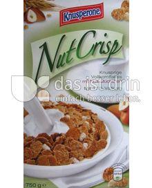 Produktabbildung: Knusperone Nut Crisp 750 g