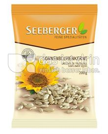 Produktabbildung: Seeberger Sonnenblumenkerne 200 g