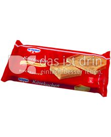 Produktabbildung: Dr. Oetker Käsekuchen 450 g
