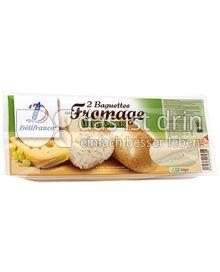 Produktabbildung: Délifrance Baguettes mit Leerdammer 250 g