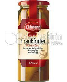 Produktabbildung: Eidmann Original Frankfurter Würstchen 300 g