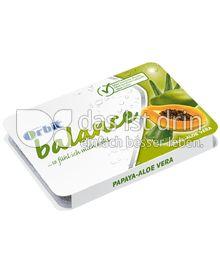 Produktabbildung: Orbit Balance Papaya - Aloe Vera 10 St.