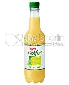 Produktabbildung: Rapp's Golfer Grape-Tonic 0,5 l