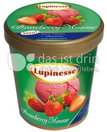 Produktabbildung: Lupinesse Strawberry Mousse 450 ml