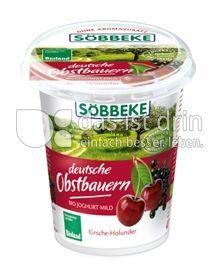 Produktabbildung: Söbbeke deutsche Obstbauern Kirsche-Holunder 400 g